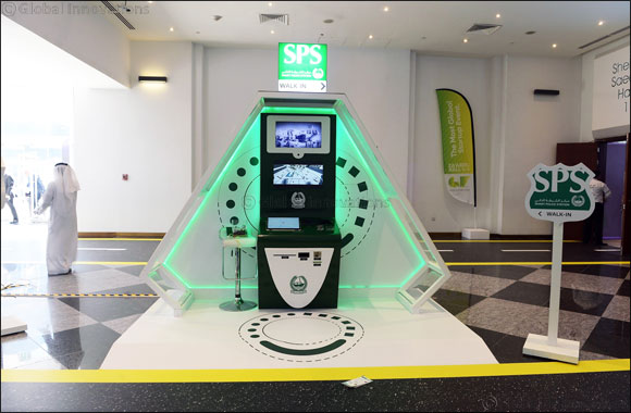 Dubai Police invites visitors to experience the World's First Smart Police Service Centre in Dubai at GITEX Technology Week