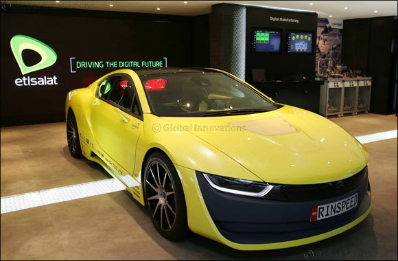 Etisalat Showcases Digital in Mobility at GITEX Technology Week