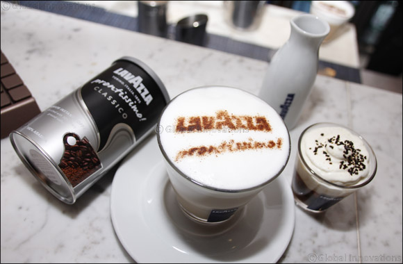 The great taste of Lavazza coffee now available in an instant!