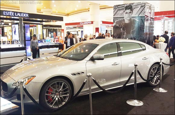 Paris Gallery Announces the Winner of the Maserati Quattroporte GTS