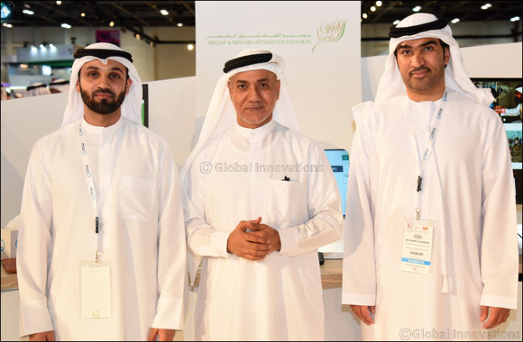 Awqaf and Minors Affairs Foundation Showcases Smart Services at GITEX Technology Week 2017