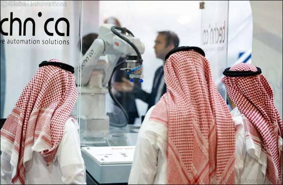 Moving on Up! Saudi Arabia to Underline Status as Regional Food Manufacturing Force at Gulfood Manufacturing