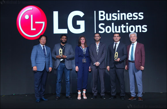 Four UAE Designers Take Home LG Signage Design Award