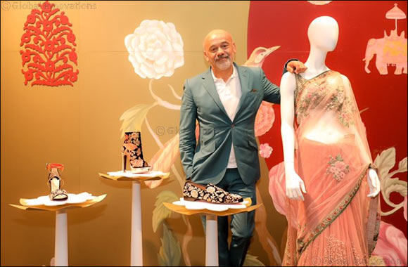 """Level Shoes Hosts Christian Louboutin for """"Dear India"""""""