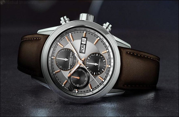Reinventing Raymond Weil's Emblematic Chronograph - The Refined Swiss Watchmaking Expertise