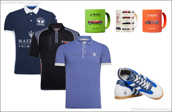 Maserati Merchandise Products