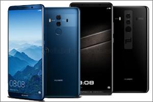 Huawei unveils the long-awaited HUAWEI Mate 10 and HUAWEI Mate 10 Pro