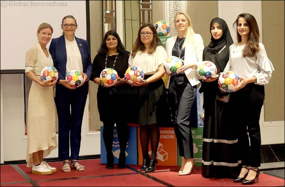 UAE to host the region's first women's only soccer tournament Global Goals World Cup