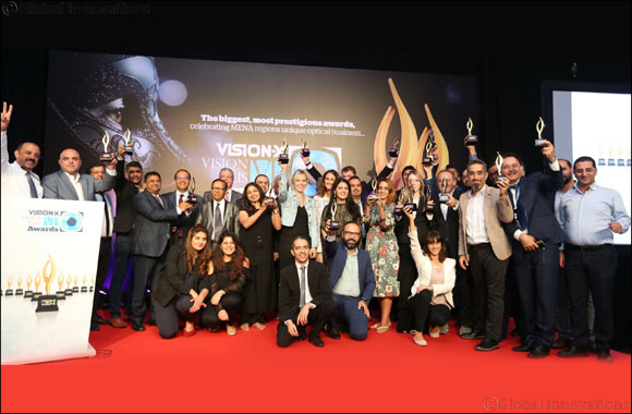 Vision-X Vision Plus Award Winners 2017 Announced
