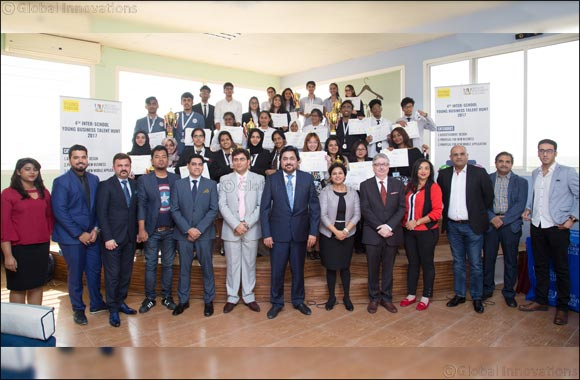 40 schools joined the 4th Young Business Talent Hunt 2017
