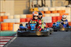 Batelco Racing wins round three of the Dubai Kartdrome Endurance Championship