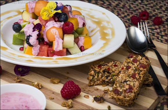 Mama Tani Café introduces its fitness menu in conjunction with the Dubai Fitness Challenge