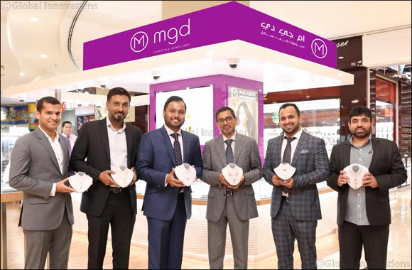 Malabar Gold & Diamonds' launches a new retail concept 'MGD - Lifestyle Jewellery'