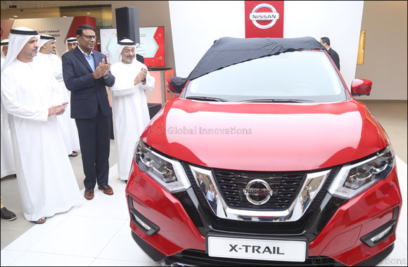 Al Masaood Automobiles Company Inaugurates the First State of the Art Retail Concept Nissan Showroom in the Region