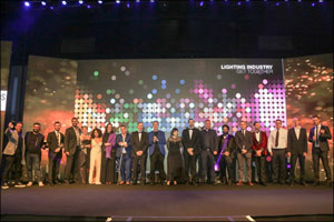 Glittering awards ceremony caps off three days of successful business and networking at Light ME 201 ...