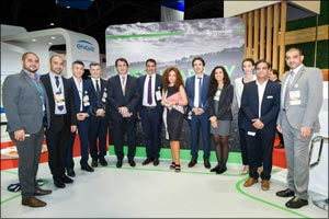 Schneider Electric Showcases Latest Energy-efficient Grid, Water Technologies at WETEX 2017