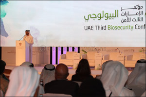 Ministry of Climate Change and Environment Hosts UAE 3rd Biosecurity Conference