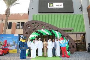 Etisalat opens 125th Smart Store at Riverland� Dubai in Dubai Parks and Resorts