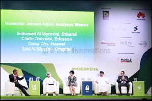 Huawei defines role of 5G in region's digital transformation
