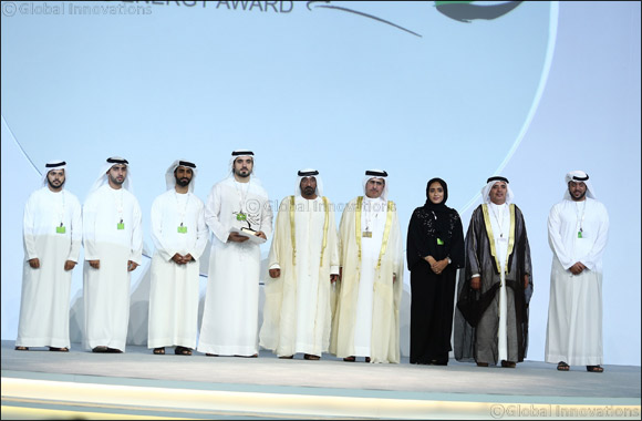 MBRSC's Sustainable Autonomous House wins the Emirates Energy Award 2017