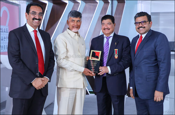 "Andhra Pradesh Chief Minister N. Chandrababu Naidu officially inaugurates ""DigiLab"", UAE Exchange Innovation Showcase"
