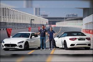 Al Tayer Motors launches 2018 Maserati GranTurismo and GranCabrio in the UAE