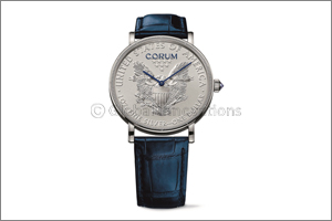 Corum Coin Watches Are Back in a 43-Millimetre Case