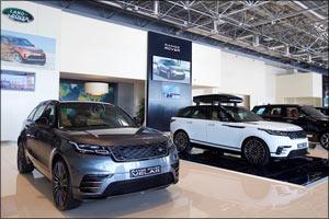 Range Rover Velar Arrives in the UAE