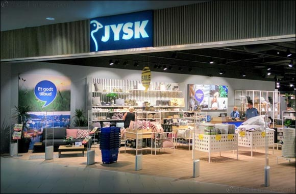Cityland Mall and Scandinavian home furnishing brand JYSK sign MoU to bring the brand to the Middle East