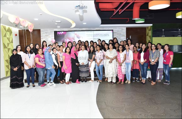 NOW organises Breast Cancer Awareness Session at UAE Exchange Global Headquarters