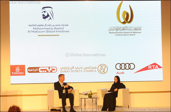 Women to take centre stage at Dubai International Symposium for Sports Creativity