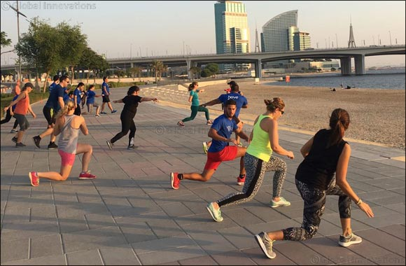 Dubai Festival City's Al Areesh Club to host array of exciting activities to mark The Dubai Fitness Challenge