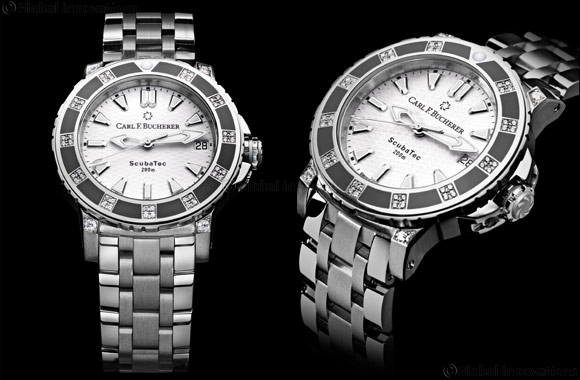Carl F. Bucherer Patravi ScubaTec Ladies