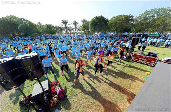 Landmark Group announces the ninth Beat Diabetes Walk