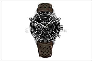 RAYMOND WEIL Freelancer Chronograph Inspired By the �Gibson Les Paul� Guitar
