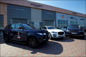 Premier Motors Supports 2nd USIP World Police Games