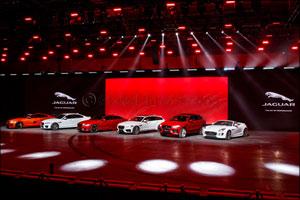 Jaguar's Stellar Dubai International Motor Show Line-up Will Be Its Biggest Yet at Region's Premier  ...