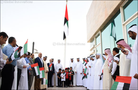 Awqaf and Minors Affairs Foundation Celebrates UAE Flag Day