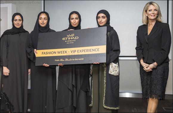 Etihad Airways Announces Design Competition Winner