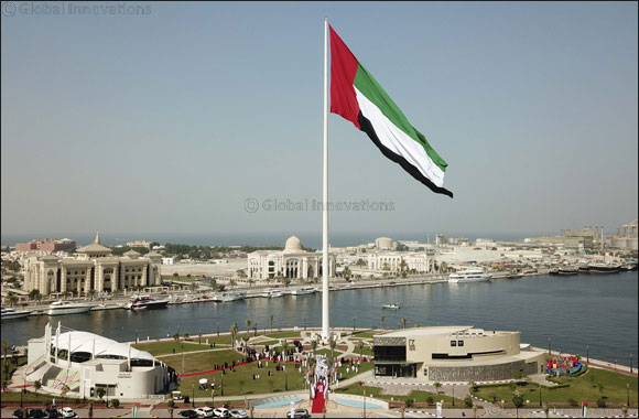 The Flag Island Creates Guinness World Record