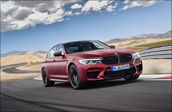 BMW M5 and BMW Concept X7 iPerformance to headline Dubai International Motor Show.