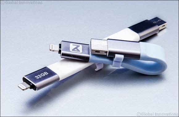 ZAKK unveils the iDisk, a next-gen flash storage solution