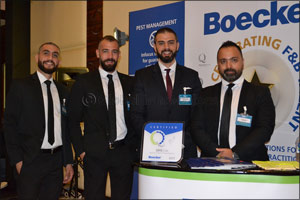 Boecker� Sponsors the Big F&B Forum and Leaders in F&B Awards