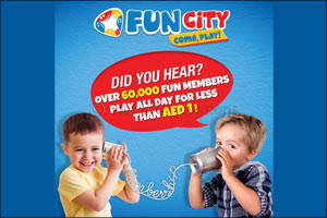 Over 60,000 little Fun Members have flocked to enjoy Fun City's 100 Days of Play Membership