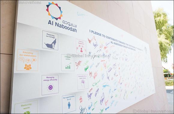 Al Naboodah Group Enterprises Kicks Off Sustainability Week