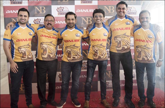 T10 cricket team Bengal Tigers unveiled its Jersey