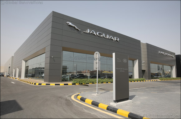 Jaguar Land Rover rolls out new 'ARCH' corporate identity across MENA dealer network