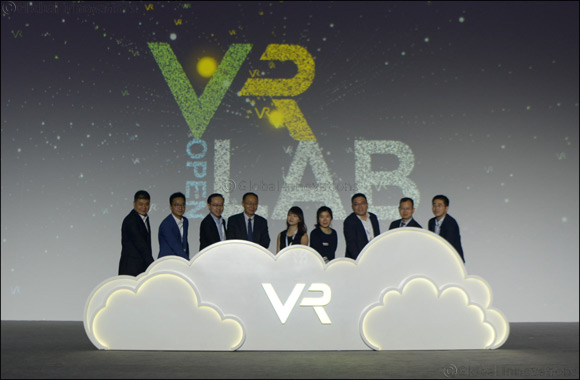Huawei Launches VR OpenLab Industry Cooperation Plan to Promote Construction of Cloud VR Industry Ecosystem