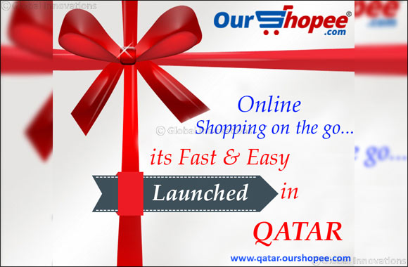 Ourshopee Launches Online Shopping Website in Qatar