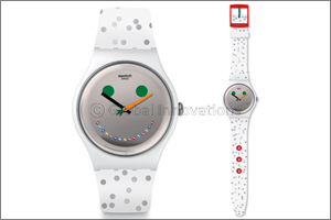 Swatch Celebrates the Holidays With ISIDOR the Snowman